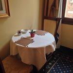 Second floor - breakfast room