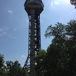 Hot Springs Mountain Tower May 2014