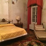 Gold Guest Room