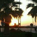Sonnenuntergang in Conil.............