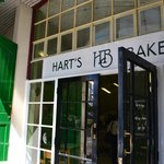 Hart's Bakery from the outside