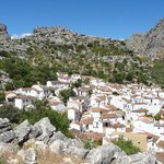 Montejaque from the mirador