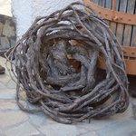 100+ year old vine basket