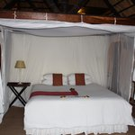 Very spacious and comfortable rooms