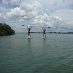 Great Day on PaddleBoards