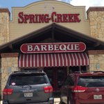 The name of this place is Spring Creek not Spring Hill :)
