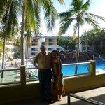 El Cid El Moro pool area