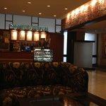Cafe del Lobby, Hall de espera o estar.