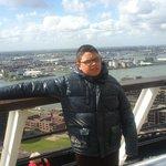 Vistas desde Euromast Tower Rotterdam
