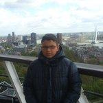 Vista desde Euromast Tower