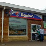 Domino's Pizza, Island Green, Wrexham