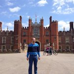 Hampton Court Bike Tour