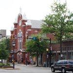 Methodist Church on Washington Street