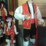 roupas locais usadas em festejos