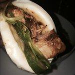 Bao - Teriyaki Pork Belly