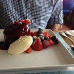 A wonderful Summer Pudding!