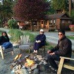 West Beach Campfire