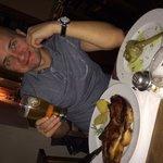 bistecca con carciofo