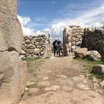 Hattusas ruins