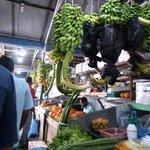 marché couvert de Malé
