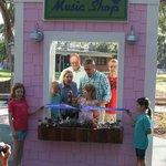 Sarah's Music Shop