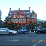 Bar area and Restaurants
