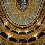 Manoel theatre - just around the corner.