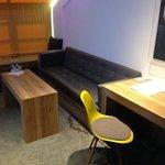 Lounge area of Suite.