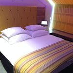 Bedroom area of Suite.