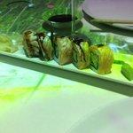 Delicious salmon maki!