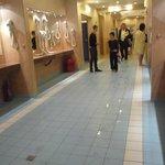 Вход/выход в аквапарк