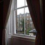 Window view - back room