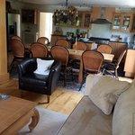 The Lounge at The Green at Sheen Falls