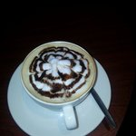 Best cappuccino in town. Soweto hotel.