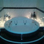 Relaxing Jacuzzi Bath