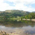 The estate from Lochgoilhead
