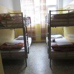 Four person dorm