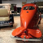 1937 Airmobile, National Automobile Museum, Reno, May 2014