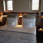 le lit comme on en aimerait aussi !