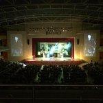 Das Theater im Palace ist beeindruckend und groß