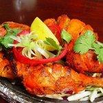 Tandoori Chicken, a must try!!!!