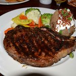 20oz cowboy cut rib steak