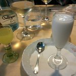 Sorbet Citron et Limoncello