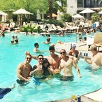 Pool party Saturdays!!