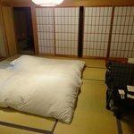 les lits en futon sur tatamis
