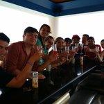 El mejor día en now jade Riviera Maya con Darius en The mix bar