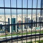 View towards ocean from Lift Lobby 21st Floor