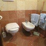 Bathroom in room 103