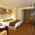 Large and very comfortable room