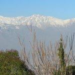 Vista do topo do Cerro.